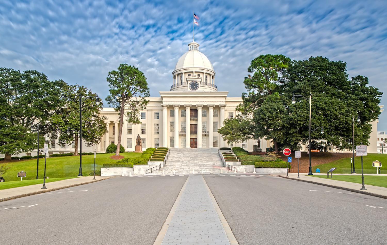 Alabama-state-capitol