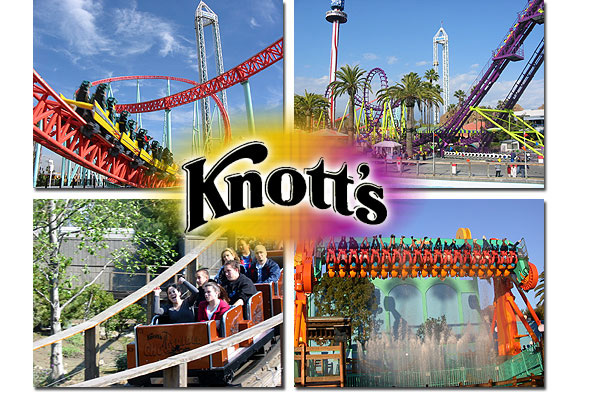 Knotts-Berry-Farm-Anaheim-California