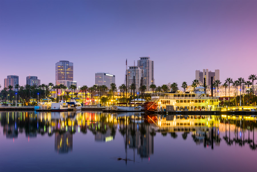 Long-Beach-California-USA-skyline