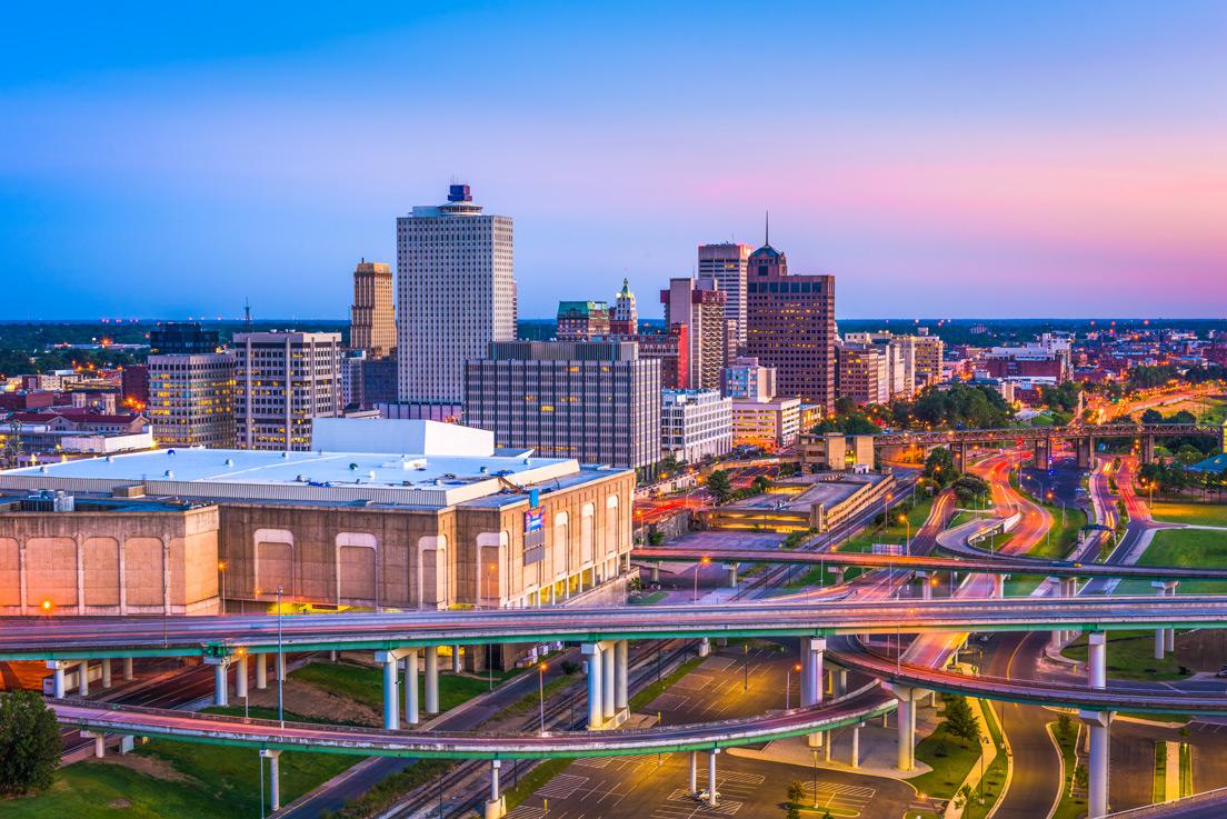 Memphis-cityscape