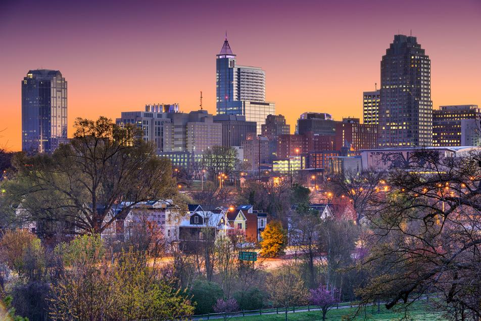 Raleigh-North-Carolina-USA-skyline