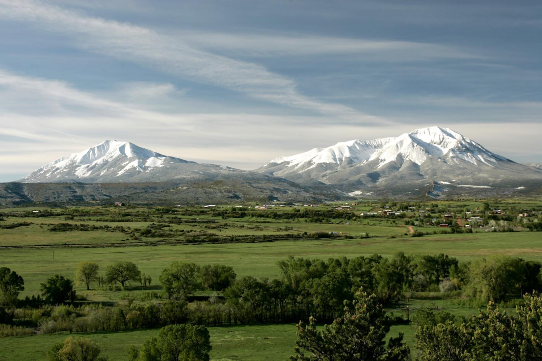 Spanish-Peaks