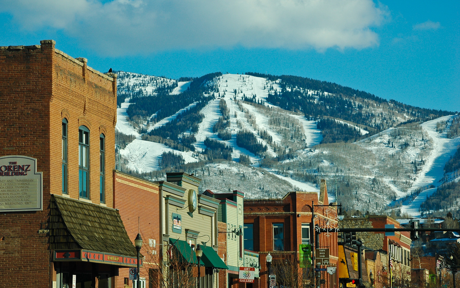 Steamboat Springs-city-scene