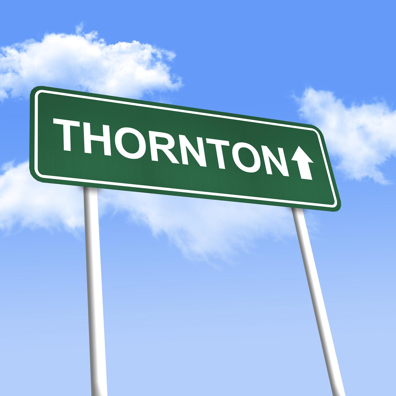 Thornton-sign