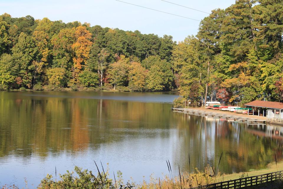 William-B-Umstead-State-Park-Raleigh-North-Carolina