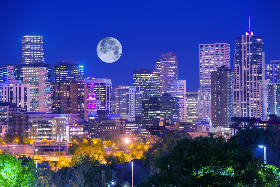 denver-skyline-night