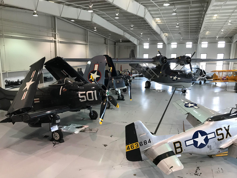 military-aviation-museum